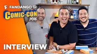Video 'Impractical Jokers' Cast Interview – COMIC CON 2016 MP3, 3GP, MP4, WEBM, AVI, FLV Agustus 2018