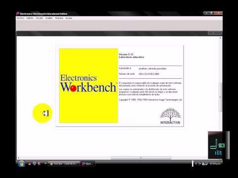 Descargar Electronics Workbench v5 (simulador de circuitos electrónicos) MediaFire