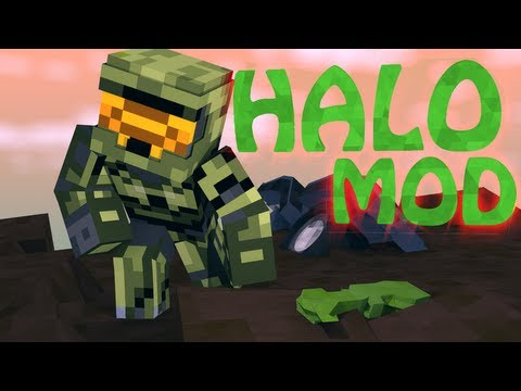 halo - Minecraft Minigame Server: http://www.Uberminecraft.com Subscribe here to become an Atlantean: http://goo.gl/HUkXxf Mod-Pack Website: http://www.voidswrath.c...