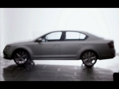 0 Watch the designer of the 2013 Skoda Octavia/Laura speak about the design philosophy behind the car