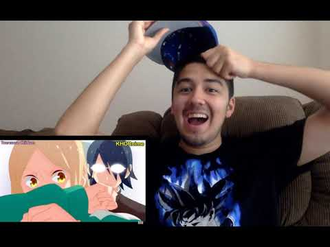 Download The Funniest Anime Kiss Moments Ever Funny Kissing Compil
