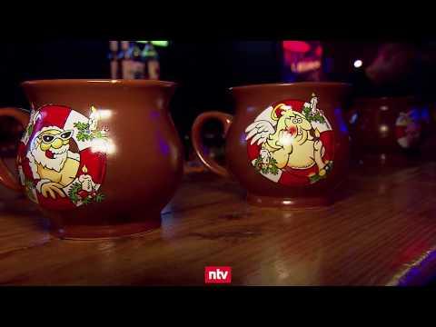 Skurrile Weihnachtsmärkte - mit Chili oder auch erot ...