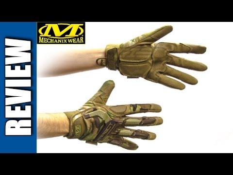 REVIEW | MECHANIX M-PACT MULTICAM / WOODLAND