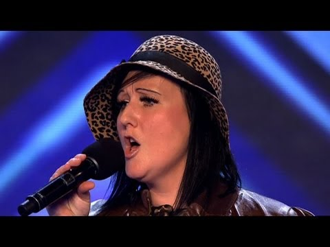 The X Factor UK - Auditions - Sami Brookes - One Moment In Time