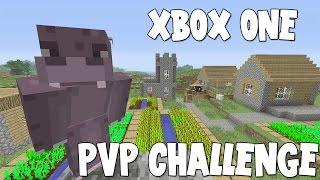 Minecraft Xbox One - PvP Challenge W/AshDubh