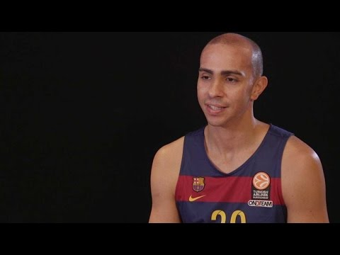 Focus on Carlos Arroyo, FC Barcelona Lassa