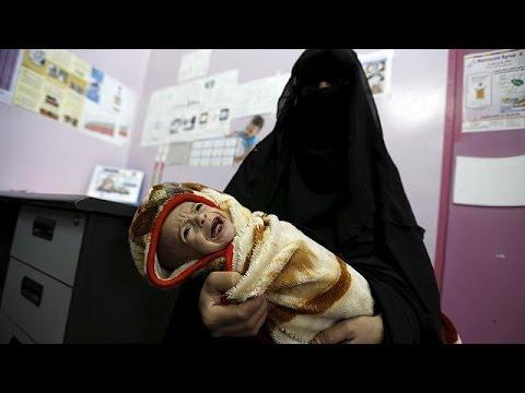 Σε βαθιά ανθρωπιστική κρίση η Υεμένη – Τα παιδιά πληρώνουν το βαρύτερο τίμημα