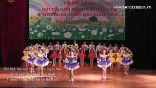 Hà Nội Xưa, Hà Nội Nay ( Trường THCS Ba Đình ) ( Hội Thi Giai điệu Tuổi Hồng 2013 )
