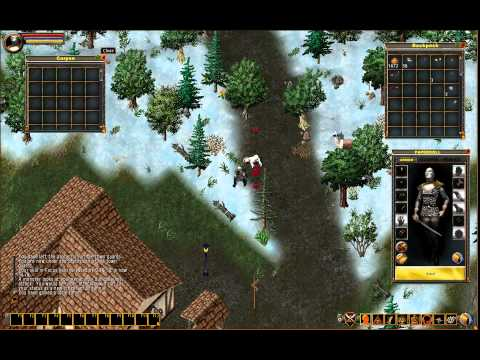 Let's Show Ultima Online – #002 – Erste Schritte in Britain