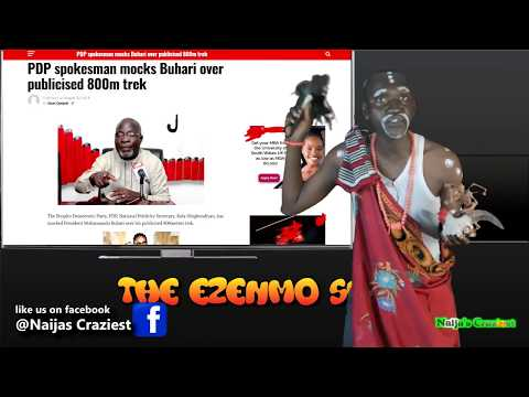 Tonto Dikeh French Kiss Biological Father | Buhari Takes Tramadol To Trek 800m -The Ezenmo Show Ep22