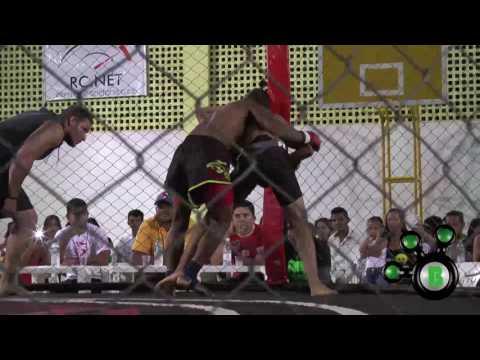 Primeira Luta de MMA em Bannach