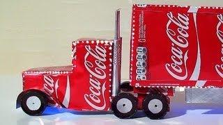 Video How To Make Coca Cola Truck Christmas Decoration MP3, 3GP, MP4, WEBM, AVI, FLV Agustus 2019