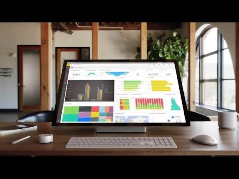 Microsoft's unveils Surface PC and Windows updates