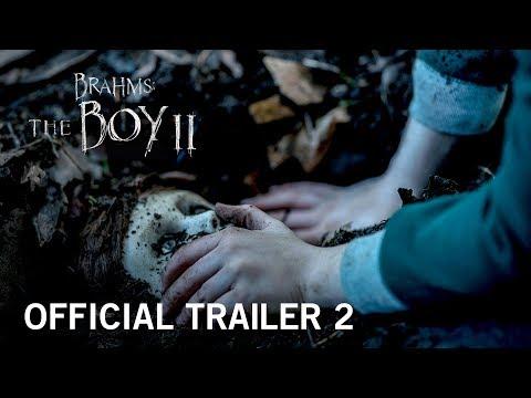إعلان فيلم الرعب Brahms: The Boy II.. حاليًا في السينمات