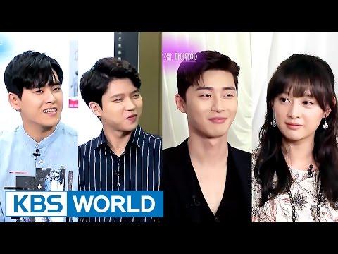 Entertainment Weekly | 연예가중계 - Park Seojun, Kim Jiwon, Infinite  [ENG/中文字幕/2017.05.22]