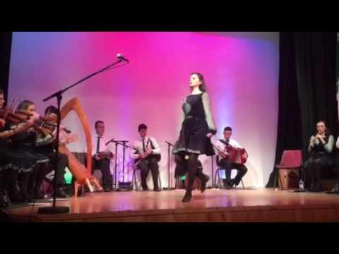 Carla Hanafin dancer Echoes Of Erin Canada 2016