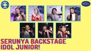 Video Michael & Raisya gak bisa diem di Backstage! |Idol Bae MP3, 3GP, MP4, WEBM, AVI, FLV Oktober 2018