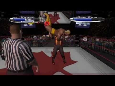 legends of wrestling 2 gamecube iso