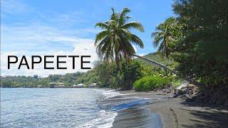 Tahiti French Polynesia  city photo : Papeete - Tahiti,French Polynesia HD