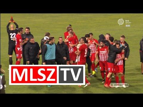 12. forduló: DVTK - Videoton 2-0 (0-0)