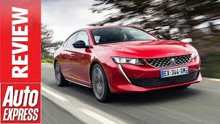 New Peugeot 508 - stylish family saloon arrives to rival Audi A4 and Vauxhall Insignia by Auto Express