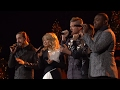 LeAnn Rimes, Lindsey Sterling, and Pentatonix Behind the Scenes   CMA Country Christmas 2015   CMA