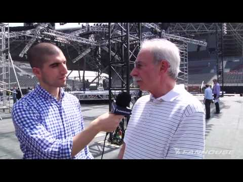 VP of UFC Marc Ratner talks UFC 112 Vancouver Toronto and the Future