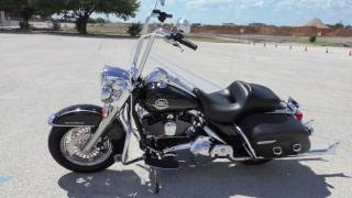 5. 690496 - 2008 Harley Davidson Road King Classic   FLHRC - Used motorcycles for sale