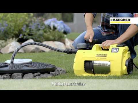 Kärcher Bewässerungspumpen BP 2 Garden - BP 7 Home & Garden eco!ogic