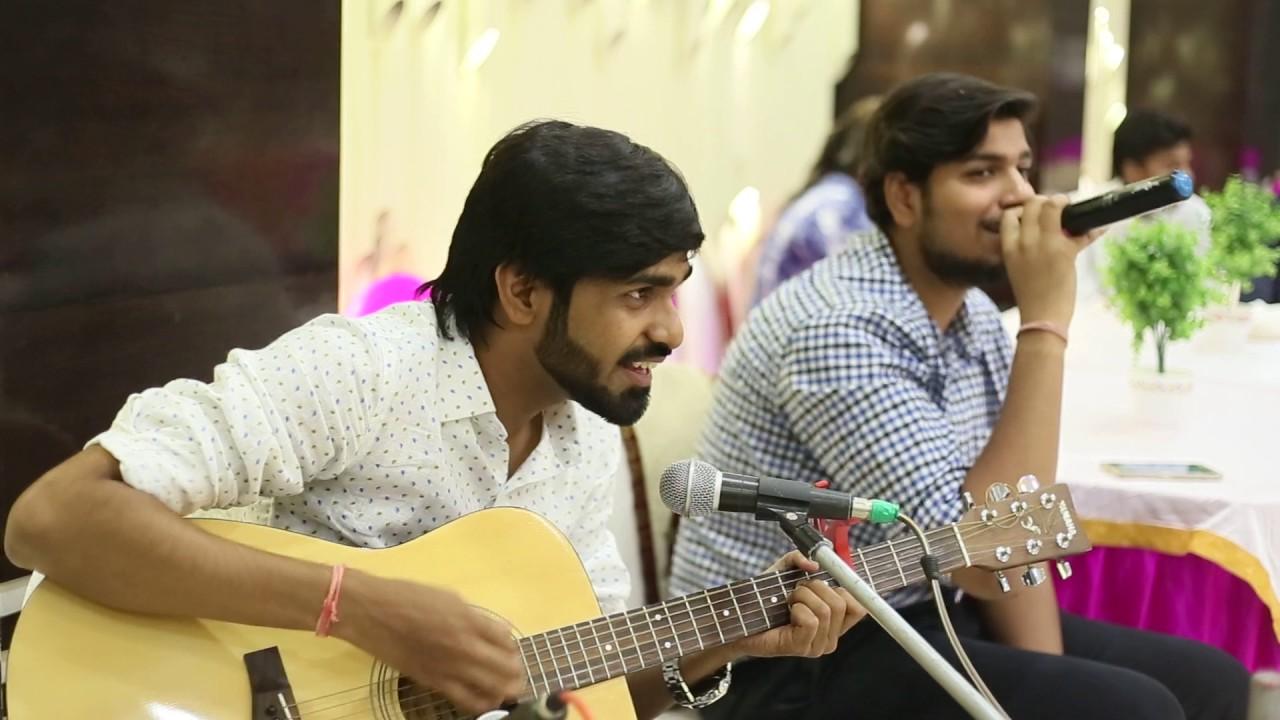 Bollywood Old Songs Mashup | Acoustic guitar cover | Mohit Jain & Akshat Mathur | Easy Guitar chords