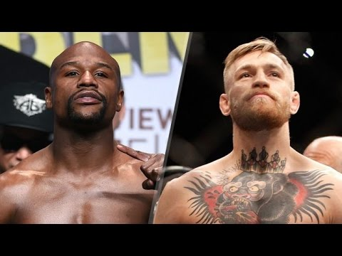 Conor  McGregor vs Floyd Mayweather Fight Highlights, Best Knockouts 2017