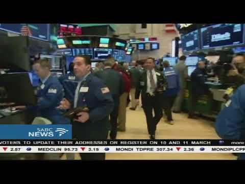 Dow Jones Industrial's average drops