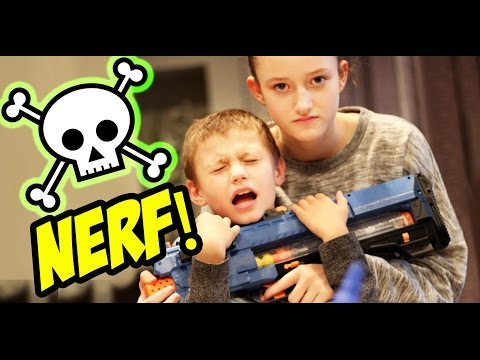 Video NERF GUN DEATH MOD!!! download in MP3, 3GP, MP4, WEBM, AVI, FLV January 2017