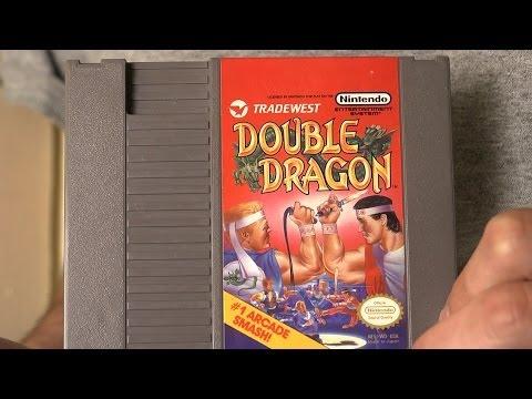 double dragon nes prix