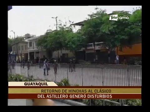 Guayaquil al Instante 25-10-2021