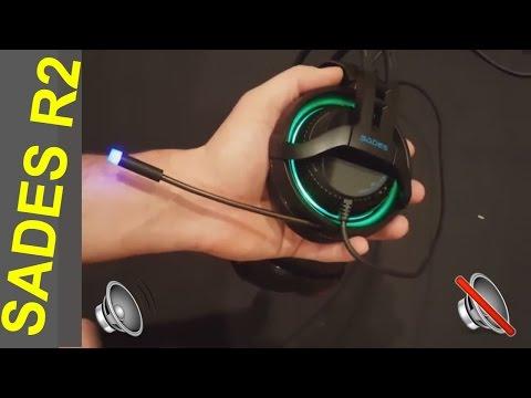 🎧Cuffie Headset Gaming R2 AMAZON ottima qualità  - SADES