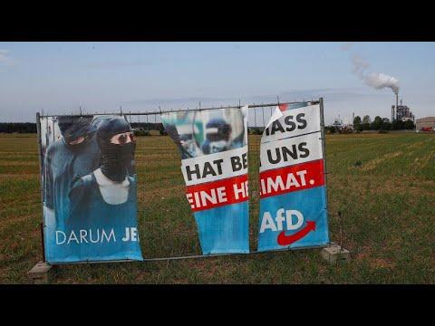 Lampertswalde bei Meißen: Hier ging rund jede zweite Stimme an die AfD