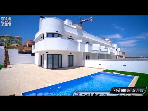 От 159900€/Новые дома в Испании/Недвижимость в Бенидорме/Квартиры, таунхаусы в Финестрате, Аликанте