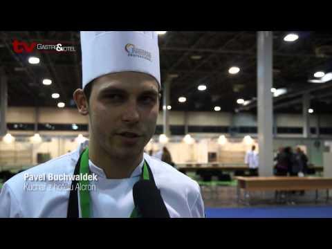 TV Gastro&Hotel: Čeští kuchaři a cukráři reprezentují a soutěží ve světě s parádními výsledky