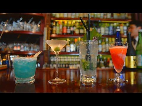 神戸発日本酒カクテル4種  酒心館とバーが共同開発