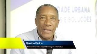 Depoimento de Geraldo Rufino sobre Daniel Annenberg