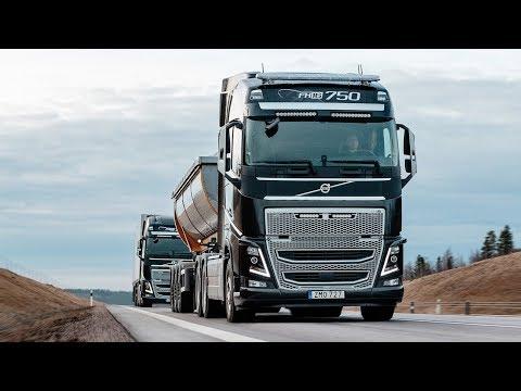 Volvo Trucks - Distance Alert veiligheidsfunctie
