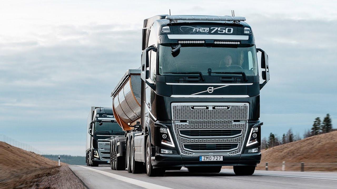 Volvo Trucks - Distance Alert