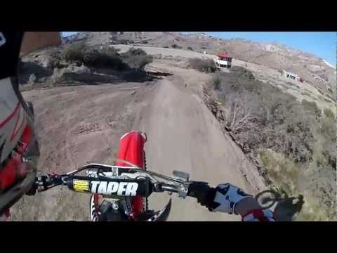 Gorman - Crash is at timecode 7:35. I had a fun day at Quail Canyon MX. The weather was perfect, the jumps were in decent shape, and I felt good and relaxed on my...