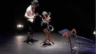 Ryan Hat Juggler's Showreel