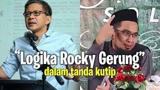 Video HATI-HATI dengan Permainan LOGIKA Seperti ini... - Ustadz Adi Hidayat LC MA MP3, 3GP, MP4, WEBM, AVI, FLV Februari 2019