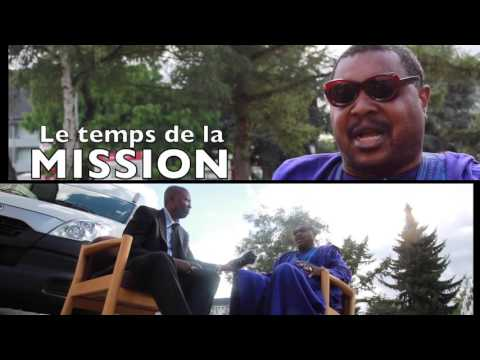 Pasteur Damien TSASA - LE TEMPS de la Mission