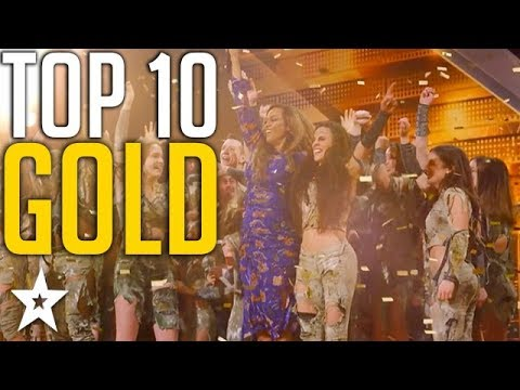 Download Top 10 Unforgettable Golden Buzzers on America's Got Talent | Got Talent Global