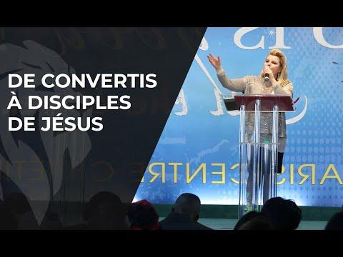 Dorothée RAJIAH - De convertis à disciples de Jésus