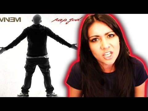 "I RAP THE FAST PART OF ""RAP GOD"" – Eminem  